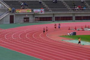 小4女子800m決勝