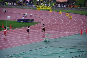 2016全道小学生大会6年女子400mリレー