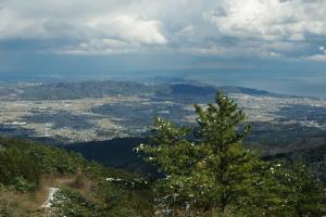 標高810m