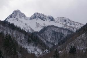 定山渓天狗岳